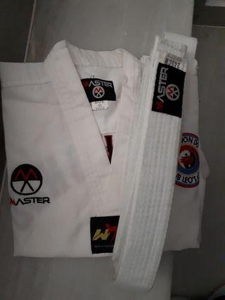 kimonos taekwondo niñ@s