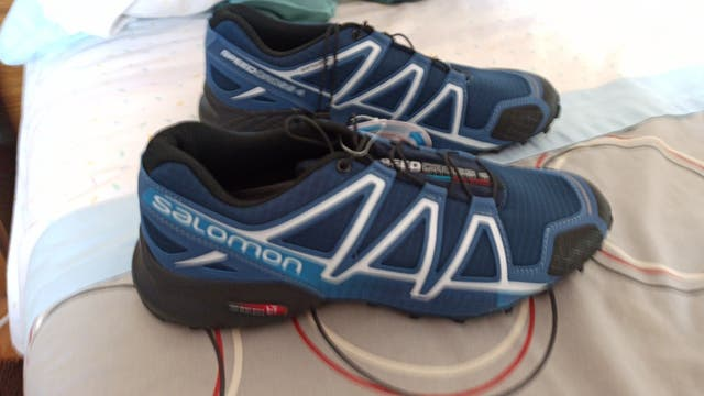 Salomón speed Cross 4