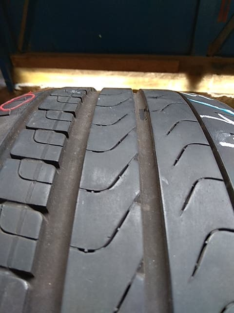 225 45 17 91W vendo neumáticos seminuevos al 90%