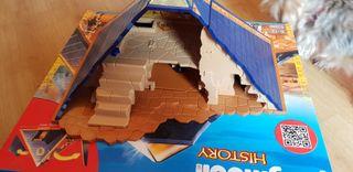 piramide playmobil