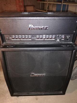 Amplificador de guitarra Ibanez