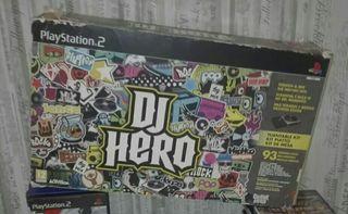 Dj Hero-Mesa de mezcla