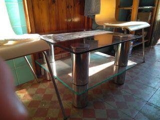 Mesa bajita de comedor, televisión o cocina