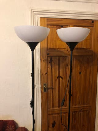 2 Ikea lamps