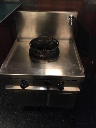 Módulo de cocina para Wok