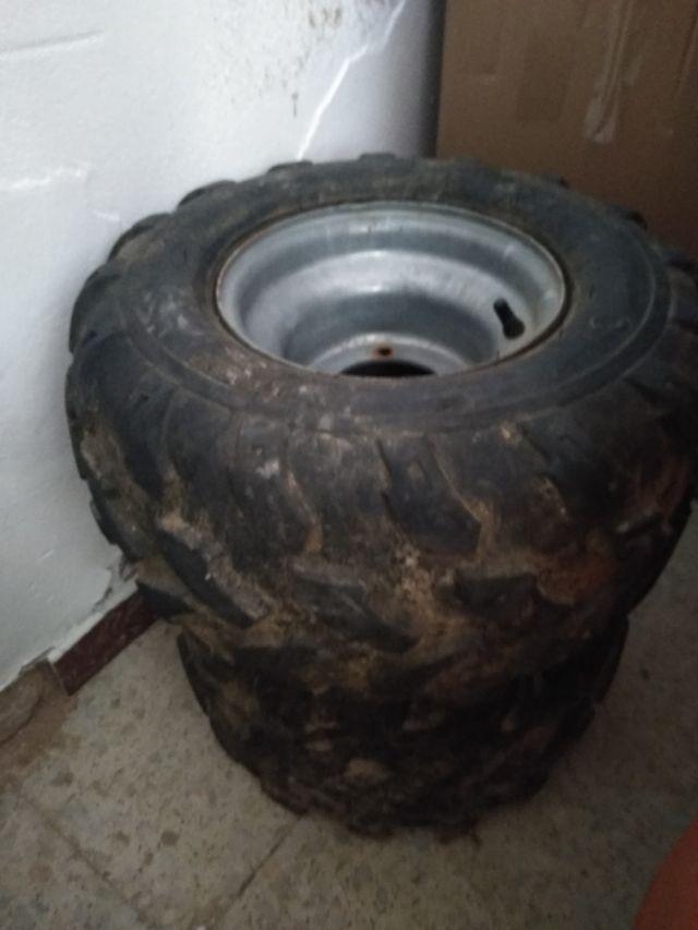ruedas quad bashan