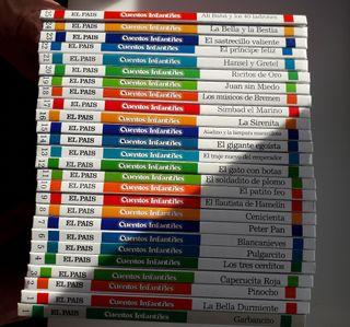 Colección de 26 libros infantiles