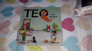 libro infantil TEO