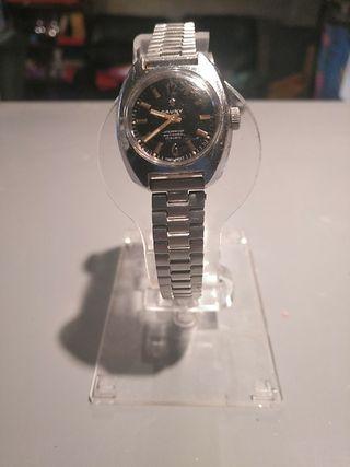 Reloj CAUNY de Cuerda Vintage