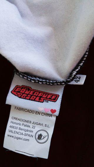 "Camiseta manga larga ""Las Supernenas"""