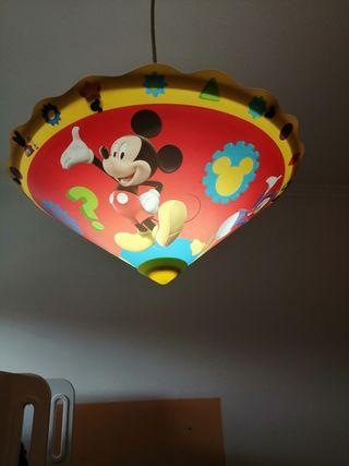 Lámpara Disney