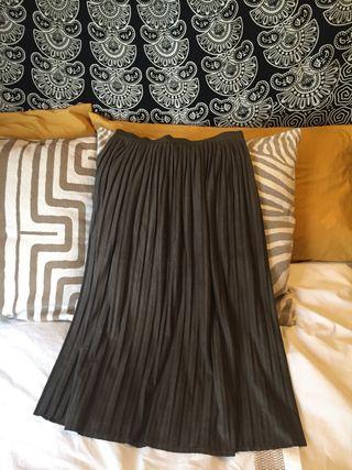 Falda Plisada ante de Zara talla XS