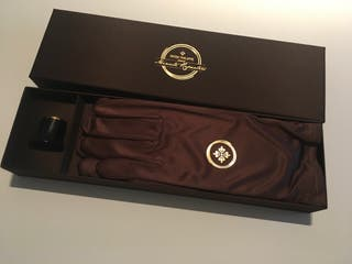 PACK GUANTES Y LUPA PATEK PHILIPPE