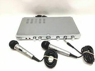Amplificador Karaoke