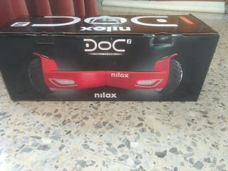 nilox doc 2 Hoverboard patinete eléctrico