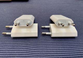 Enchufe adaptador USB 5V 1A Apple como nuevo