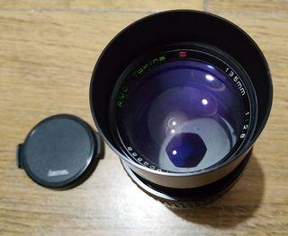 Objetivo Tokina 135mm 2.8