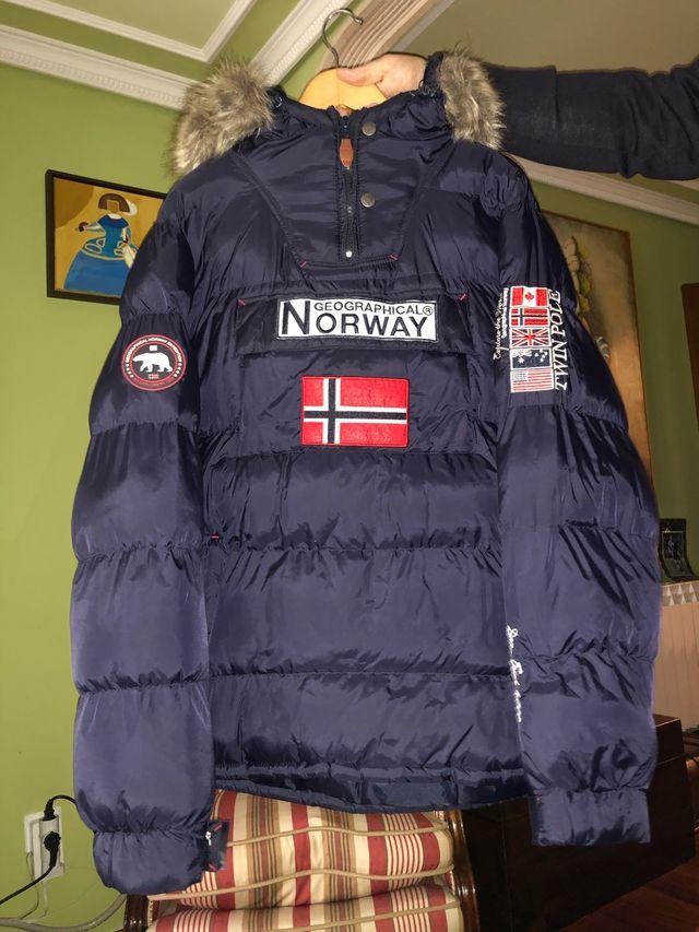 Cazadora Norway