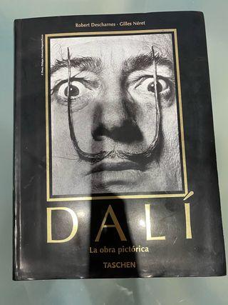 Obra pictorica Dali tapa dura