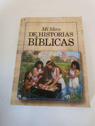 libro de las historias biblicas