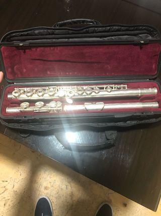Flauta travesera Yamaha 261 Impecable