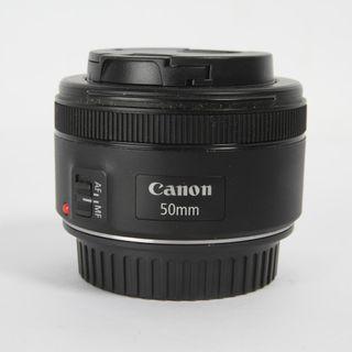 OBJETIVO CANON 50MM F/1.8 STM