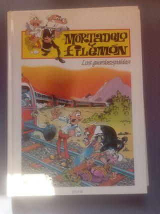 6 comics de Mortadelo y Filemon