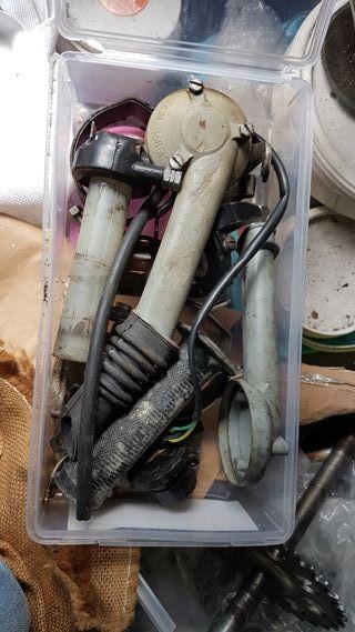 plastico filtro carburador vespino
