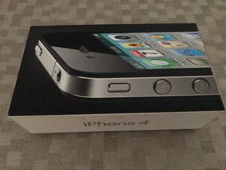 Iphone 4 negro / personalizado 16 GB