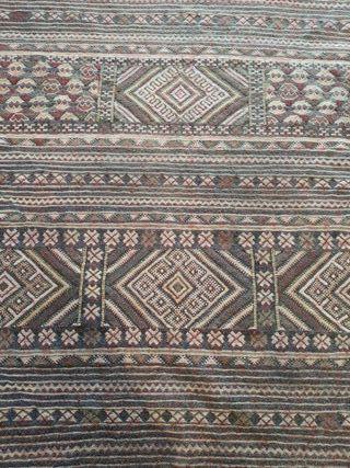 Alfombra kilim bereber nueva