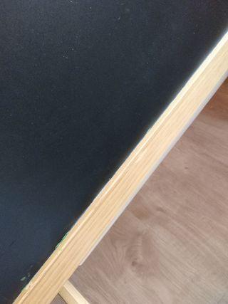 Pizarra caballete MÅLA de IKEA