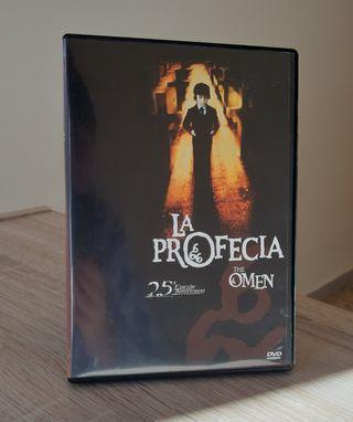 La profecía - DVD, edición 25° aniversario.
