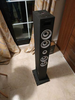 columna de sonido energy system