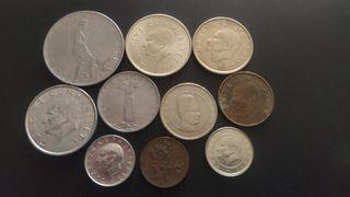 10 monedas turcas