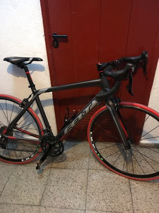 Bici Felt de 1.70-1.85 nueva cuadro aluminio monta