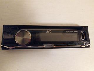 Radio reproductor cd mp3 usb coche