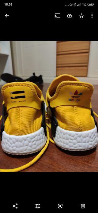 Adidas Pharrell Williams Human Race talla 43