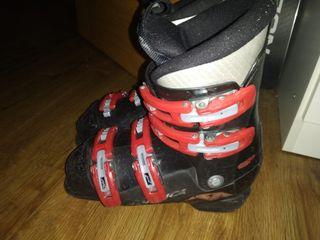 botas de esquí talla 32/33