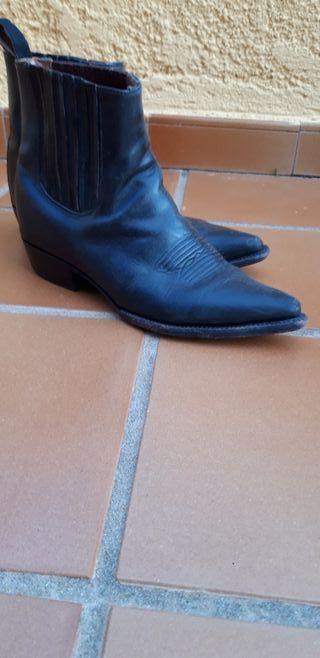 Botas cowboy (talla 42/43)