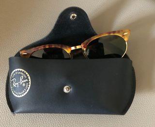 Rares RAY BAN vintage wayfarer Ovales W1275