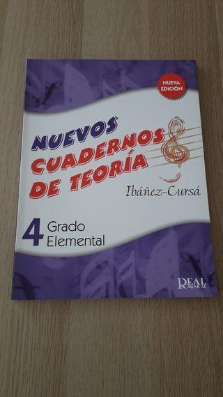 Nuevo Cuaderno de Teoría 4 Ibañez-Cursa