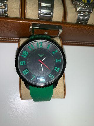 Reloj de caballero de la marca Emporio Armani