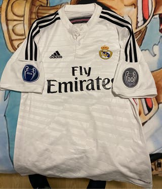 Pack 3 camisetas real madrid