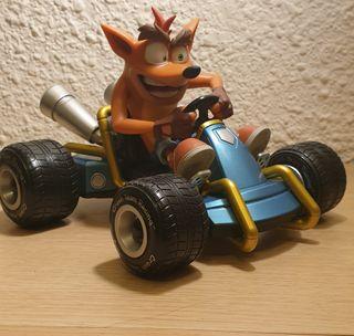 Figura Crash Bandicoot team racing