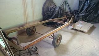 carro de corte de cosechadora