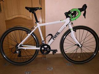 Vendo bicicleta ciclocross / carretera niño/a