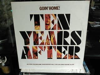 TEN YEARS AFTER - GOIN' HOME - VINILOS