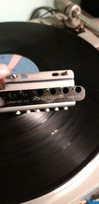 Puente Fender Stratocaster Super-Vee Bladerunner