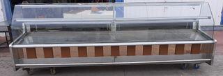 VITRINA CHARCUTERA 400x102x150