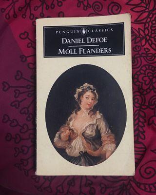 """Novela """"Moll Flanders """""""